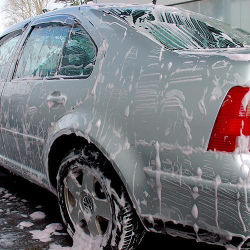 Lavado de Automovil
